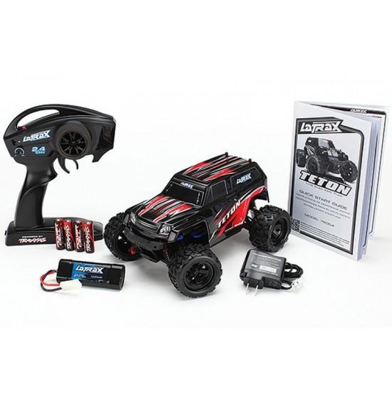 LaTrax TETON 2.4GHz waterproof 1:18 4WD Elektro Monstertruck