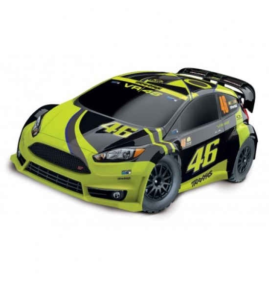 Traxxas Ford Fiesta St Rally VR46