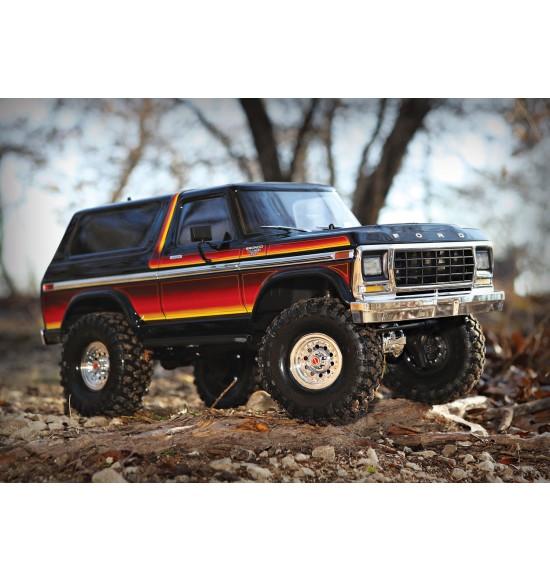 Traxxas Trx-4 Bronco Crawler scaler