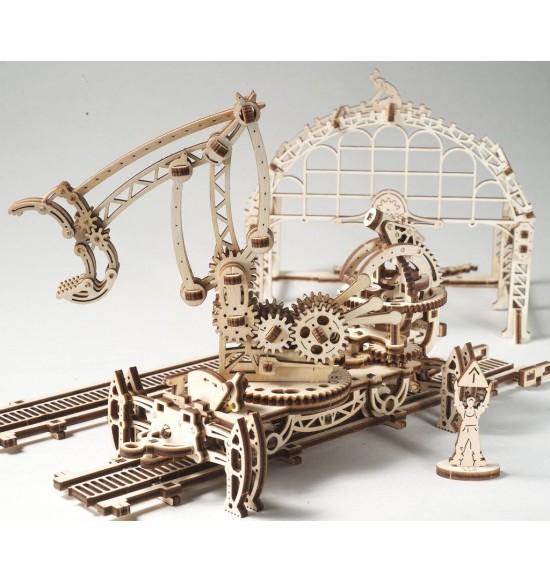 Rail Manipulator macchina ferroviaria