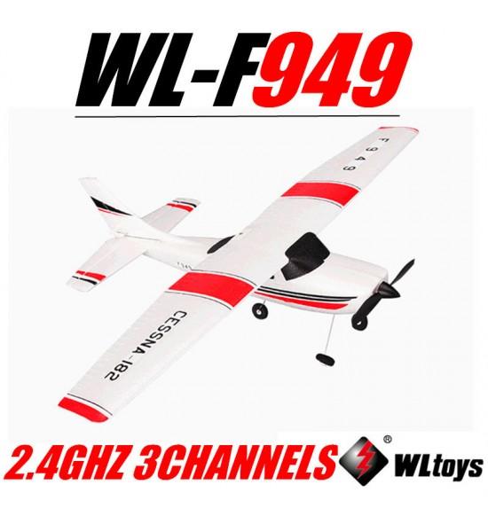Cessna-182 2,4ghz 3ch
