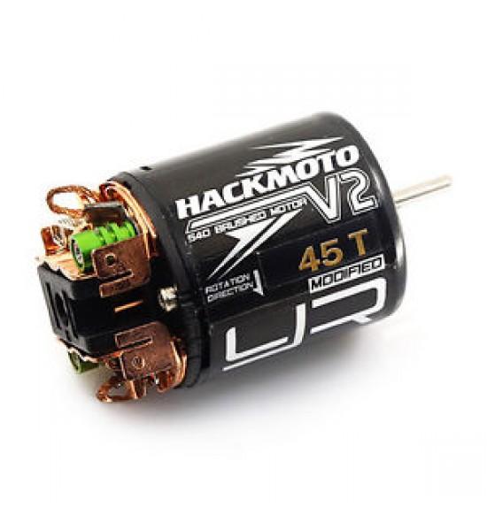 Hackmoto V2 45T540 brished 45T