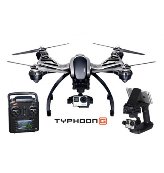Yuneec quadricottero Professionale