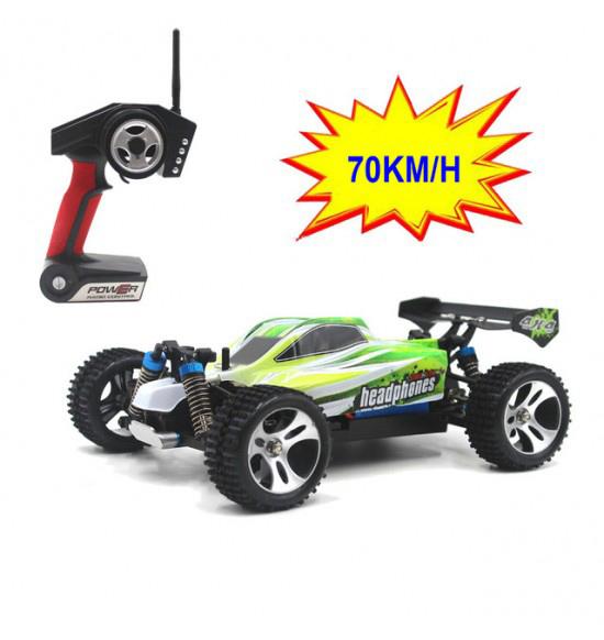 1:18 buggy radiocomandata 70km-h