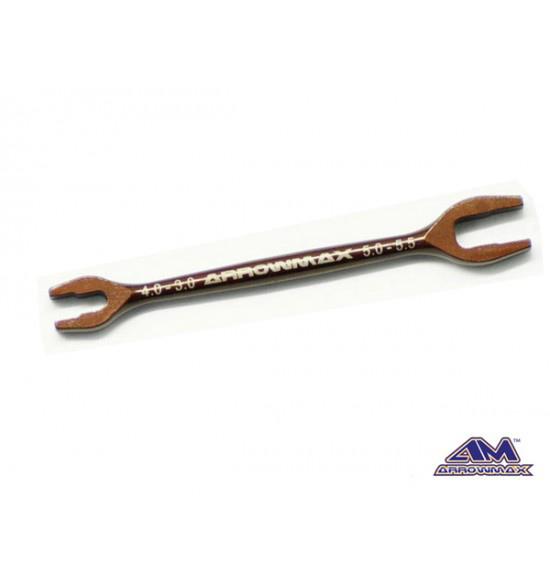 Chiave per Tiranti Arrowmax 3,0mm / 4,0mm / 5,0mm / 5,5mm
