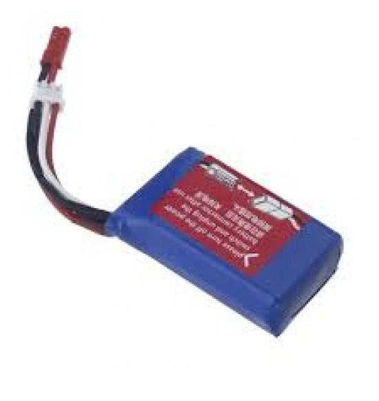 batteria llipo 7,4 1100