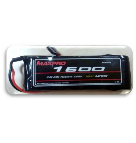 Batteria nimh 6v 1600mah in linea