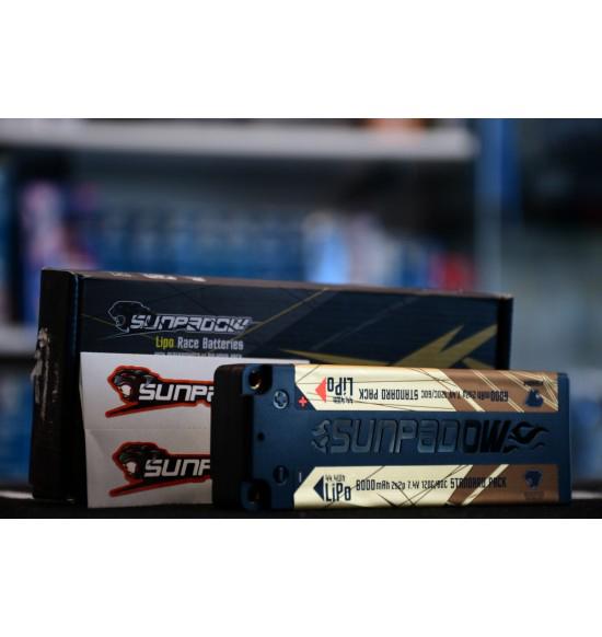 Batteria lipo Sumpadow 6000Mah 120c