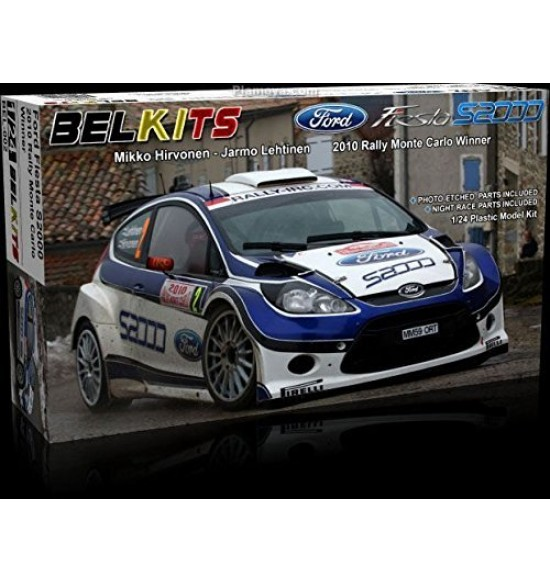 1-24 kit Auto ford fiesta s2000