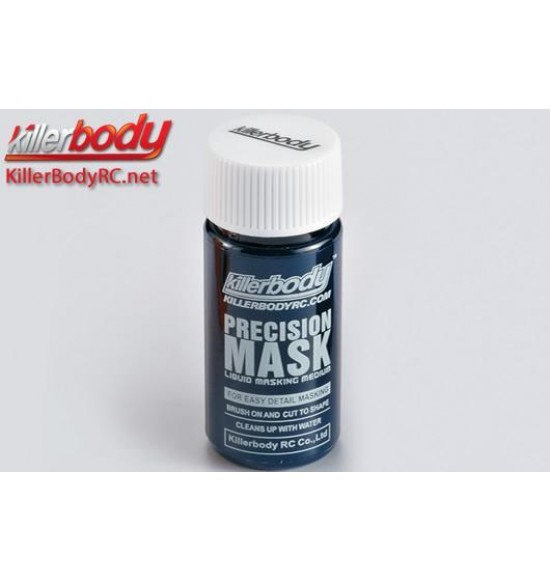 Liquid masking medium