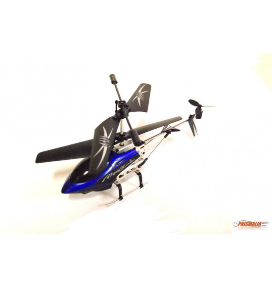 Mini elicottero 2.4 G 3 ch, con luci e giroscopio