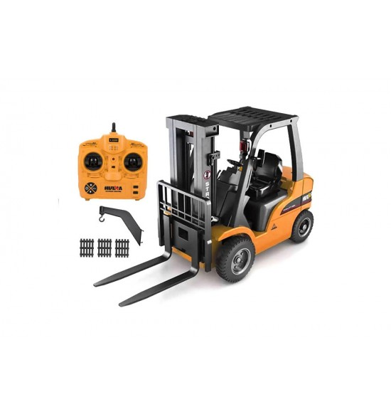 Huina Rc Fork Lift Muletto Rc 8ch