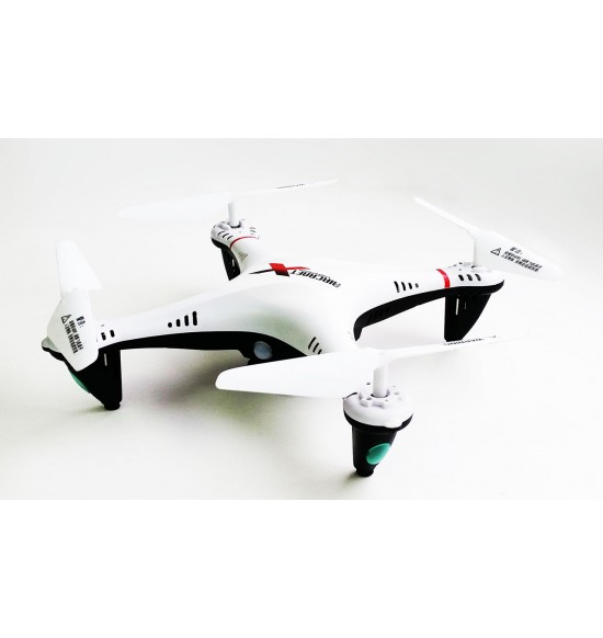 Drone Quadricottero Aircraft Himoto 2.4ghz 3D compreso di telecamera