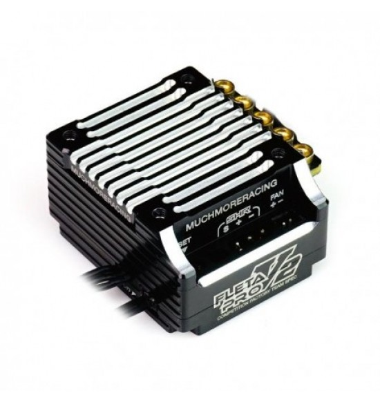 Fleta pro v2 Regolatore brushless esc black
