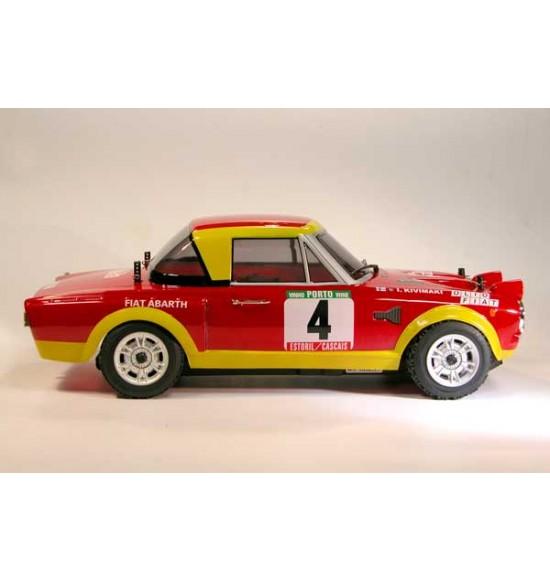 FIAT 124 ABARTH RTR