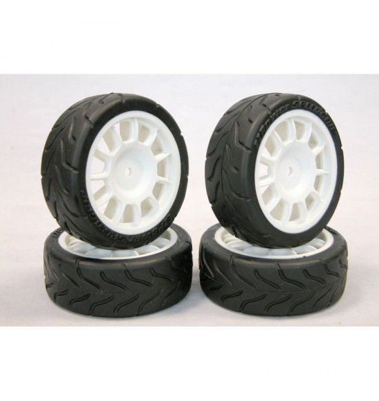 gomme rally speedgrip su cerchi back2fun