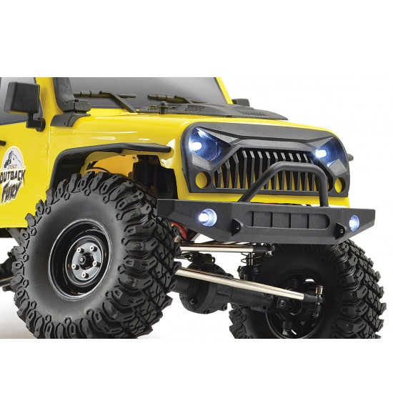Ftx Outback Fury 1-10 xl scaler crawler jeep