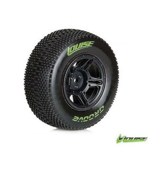 Gomme Louise SC groove soft