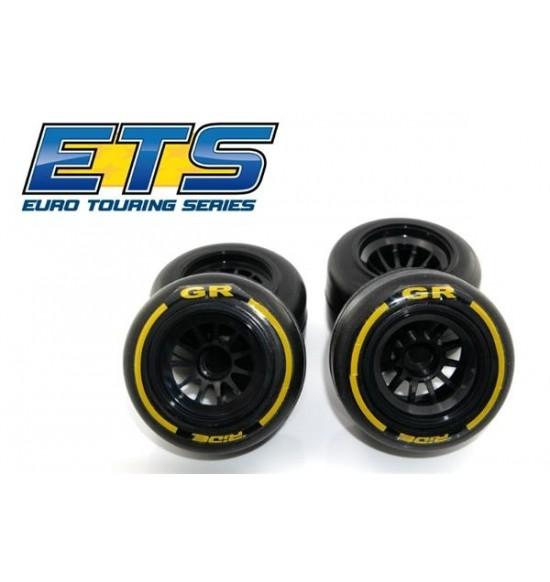 Set Ride Gr F1 front  e Rear