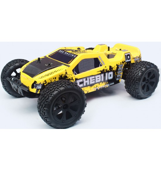 1/10 RTR BRUSHED MONSTER TRUCK BSD RACING
