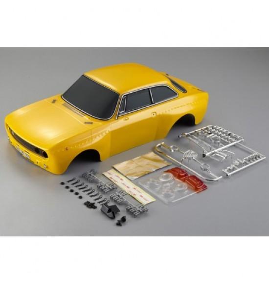 Carrozzeria Alfa GTA M Verniciata gialla