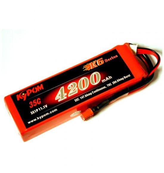 Batteria lipo 3s 4200mah