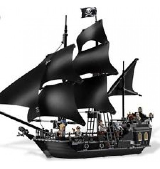 1-72 Black Pearl (Lmt Edition)PIRATI DEI CARAIBI