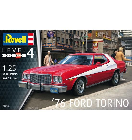 1-25 Ford Torino '76