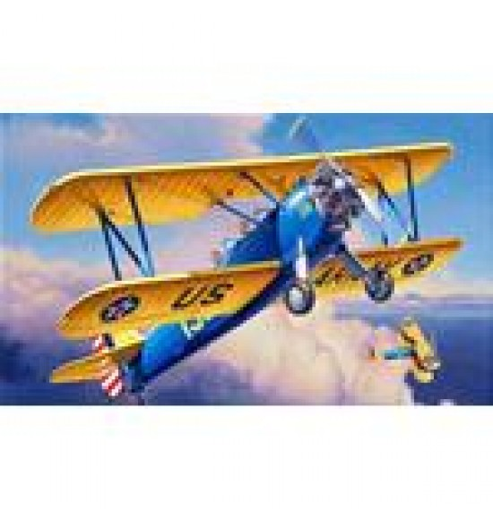 1-48 model set stearman pt-17