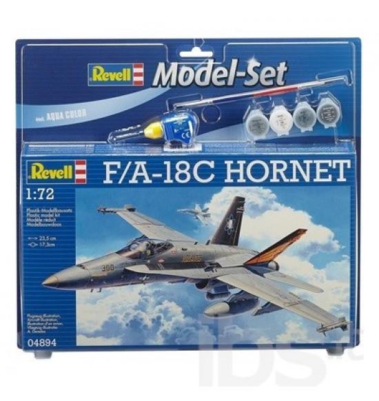 model set f/a-18c hornet