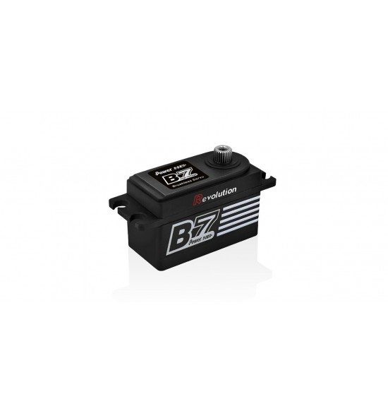 Servo power HD B7 low profile