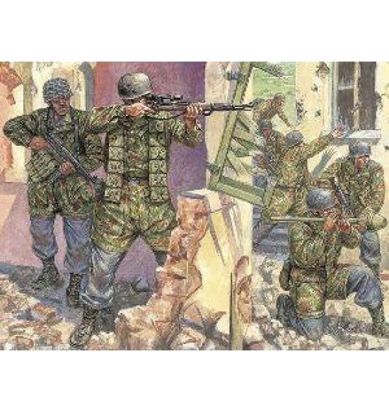 Miniatures 1:72 (Soldiers) / 6045 - WWII GERMAN PARATROOPERS