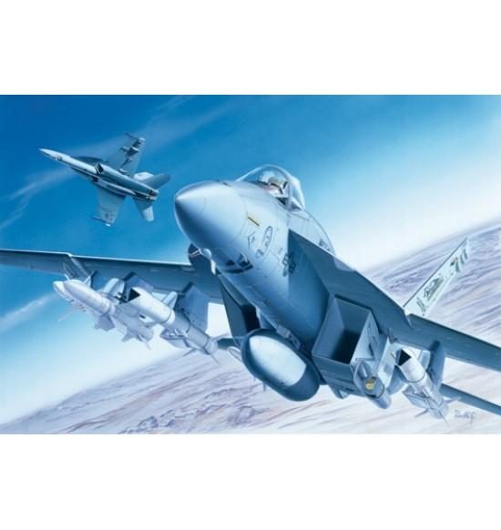 1-72 FA-18E SUPER HORNET