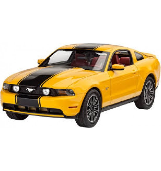 1-25 2010 Ford Mustang GT