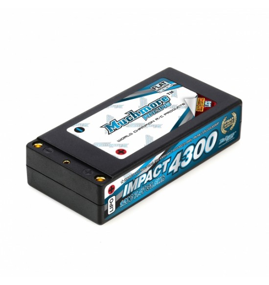 Bateria Shorty 4300Mah 120c Machmore