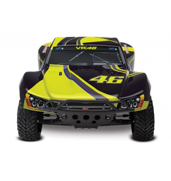 Slash 2wd vr46 shortcourse traxxas