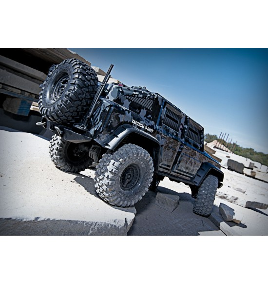 Tactical Unit traxxas trx-4