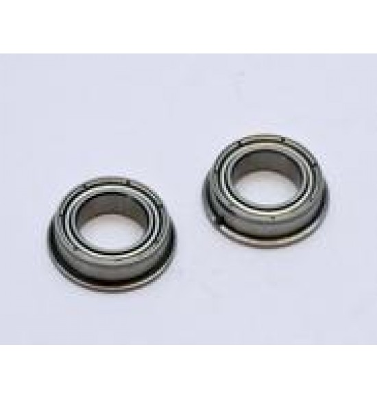 10x6mm Flanged Ball Bearing