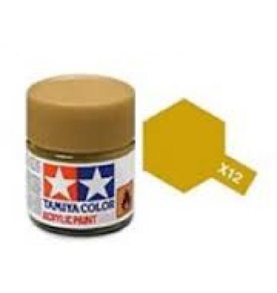 COLORE ACRILICO TITAN GOLD